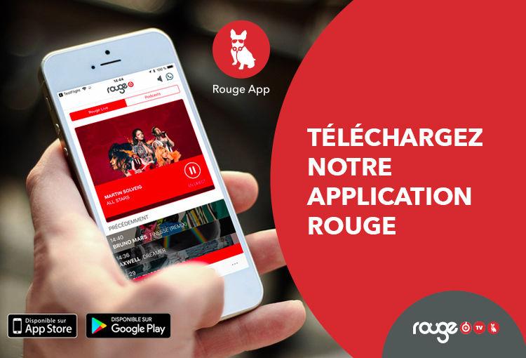 Rouge FM, la Radio Suisse Francophone des 25/45 ans - Rouge FM